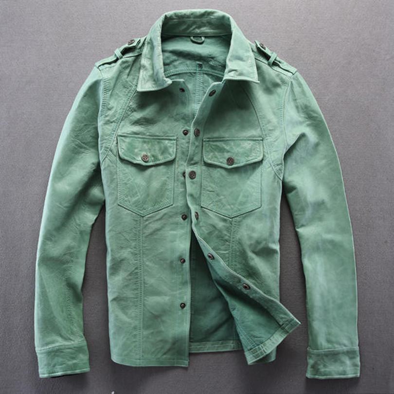 Light Green Jacket bOSMDv