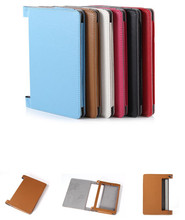 Yoga Tablet 2 1050f case Luxury PU Leather Cover for Lenovo Yoga Tablet 2 10 1050F 1050L Cover Case