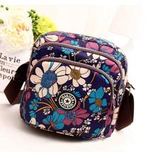 2016 NEW Original Women Lady Nylon Waterproof Shoulder Bag Multifunction Zipper Messenger bags Travel Bag Bolsa Feminina flap