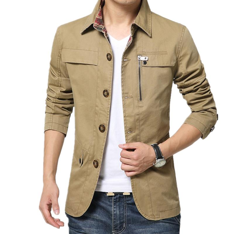 mens coats and jackets famous brand solid long sleeve outerwear coats men casual spring jacket 2016 brand luxury men jackets 576(China (Mainland))