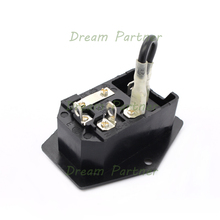 Free Shipping 3d printer accessory parts makerbot ultimaker 3 in 1 fuse power supply socket top