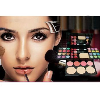 Eyeshadow Palette Set 24 Eyeshadow + 8 Lip Gloss +3 Foundation face powder +4 Blush Makeup Kit Cosmetics makeup set HJ1016W