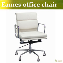 U-BEST emes low back soft  pad office chair designer Computer chair Atmospheric Perssure Swivel  chair  Conference chair(China (Mainland))