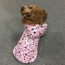 Buy Pet Dog Costume Cotton Warm Winter Coat Dot Cute Clothes Dogs Hoodie jacket Jumpsuit Clothing Dogs Hooded Coat for $3.85 in AliExpress store