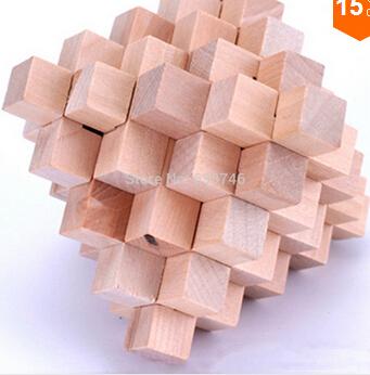Puzzle Toy 24 Sticks Large Pineapple Balls Kong Ming Lock(China (Mainland))