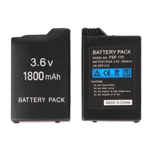 2x New 1800mAh 3.6V Rechargeable Battery Pack for Sony PSP 1000 NIE#