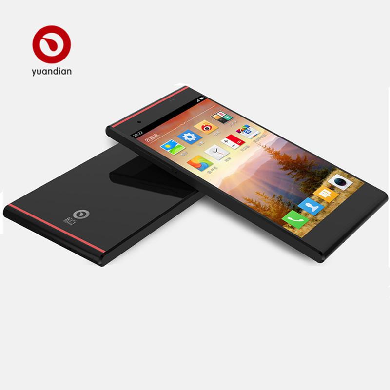 "2G ram 32G rom 13mp 5.0"" 1920*1080 HD screen IPS otg unlocked cellphone Yuandian smartphone android original china mobile phone(China (Mainland))"