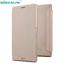 Чехол книжка NILLKIN для Sony Xperia M4 Aqua