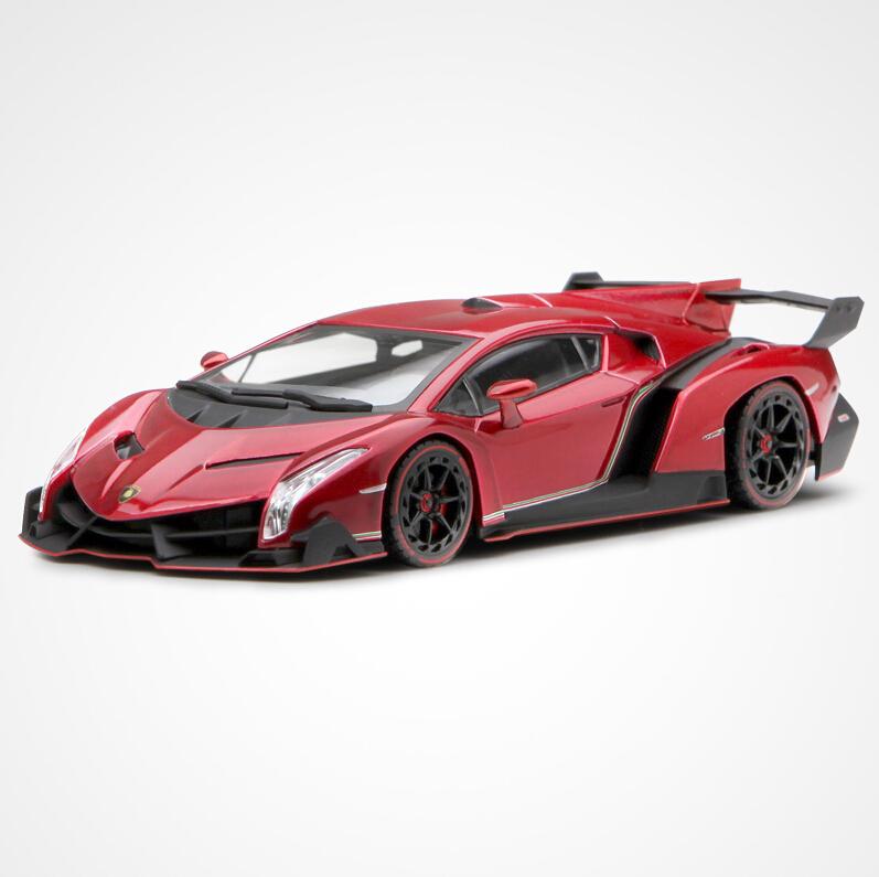 Free Shipping Kyosho 1:43 model Veneno supercar simulation alloy car model(China (Mainland))