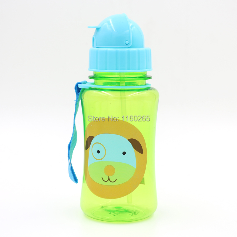 Sterile Water Bottles Water Bottle Straw Tritan