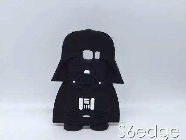 Etui Samsung S6 edge Darth Vader