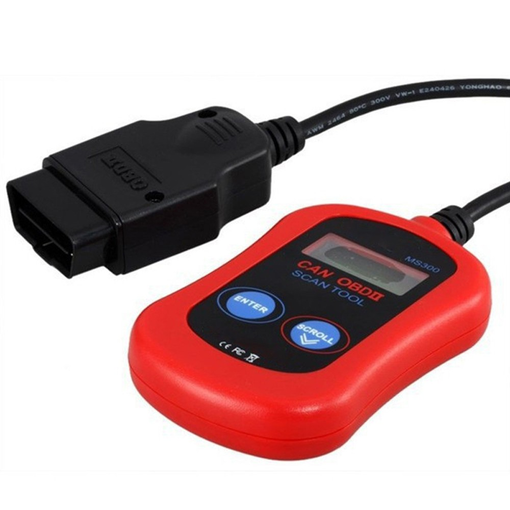 Brand New Autel MaxiScan MS300 CANBUS OBD2/OBDII diagnostic tool Code Reader Car auto diagnostic scanner scan tool car #EX137