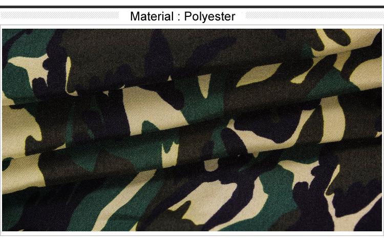 Новое камуфляж рубашки мужчины с длинным рукавом свободного покроя рубашки уменьшают подходящую армии камо рубашка разрушительным шаблон сорочки для мужчин Camisa хомбре