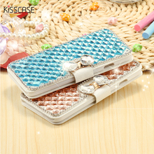 Buy KISSCASE Luxury Diamond Wallet Stand Case iPhone 6 6s 7 7 Plus Bling Glitter Rhinestone Cover iPhone 6 6S Plus 5S SE 5 for $7.59 in AliExpress store