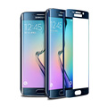 Tempered Glass Screen Protector Clear Case for Samsung Galaxy S6 Edge PLUS S7 Edge Full Protective