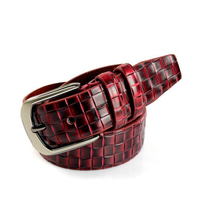 fashion new designer high quality belts mens genuine