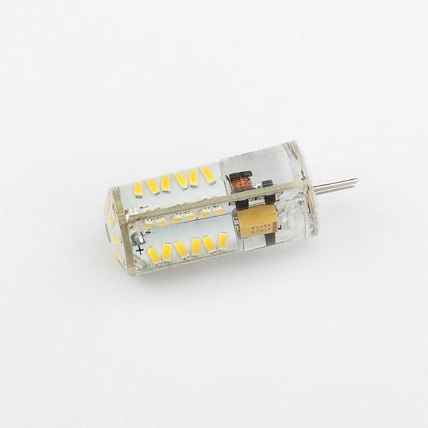 57leds 3014 smd g4 led light bulb 4w 12vdc 12vac marine rv. Black Bedroom Furniture Sets. Home Design Ideas