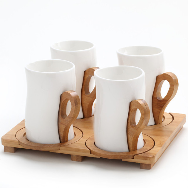 Coffee Cup With Handle Inside Images