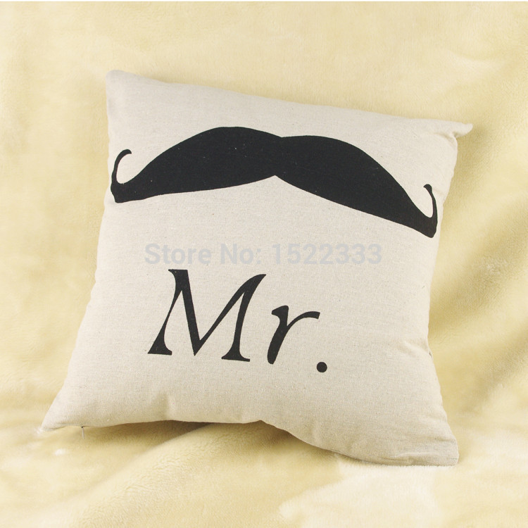 almohada cushion cover vogue live cotton and linen cushion