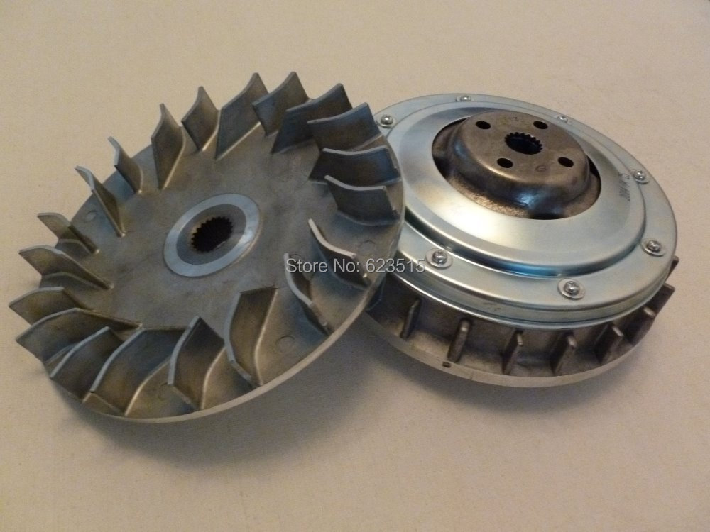 New Grizzly YFM 600 4X4 Primary Clutch Drive and Sheave 2002-2008 FITS Yam*** Grizzly<br><br>Aliexpress