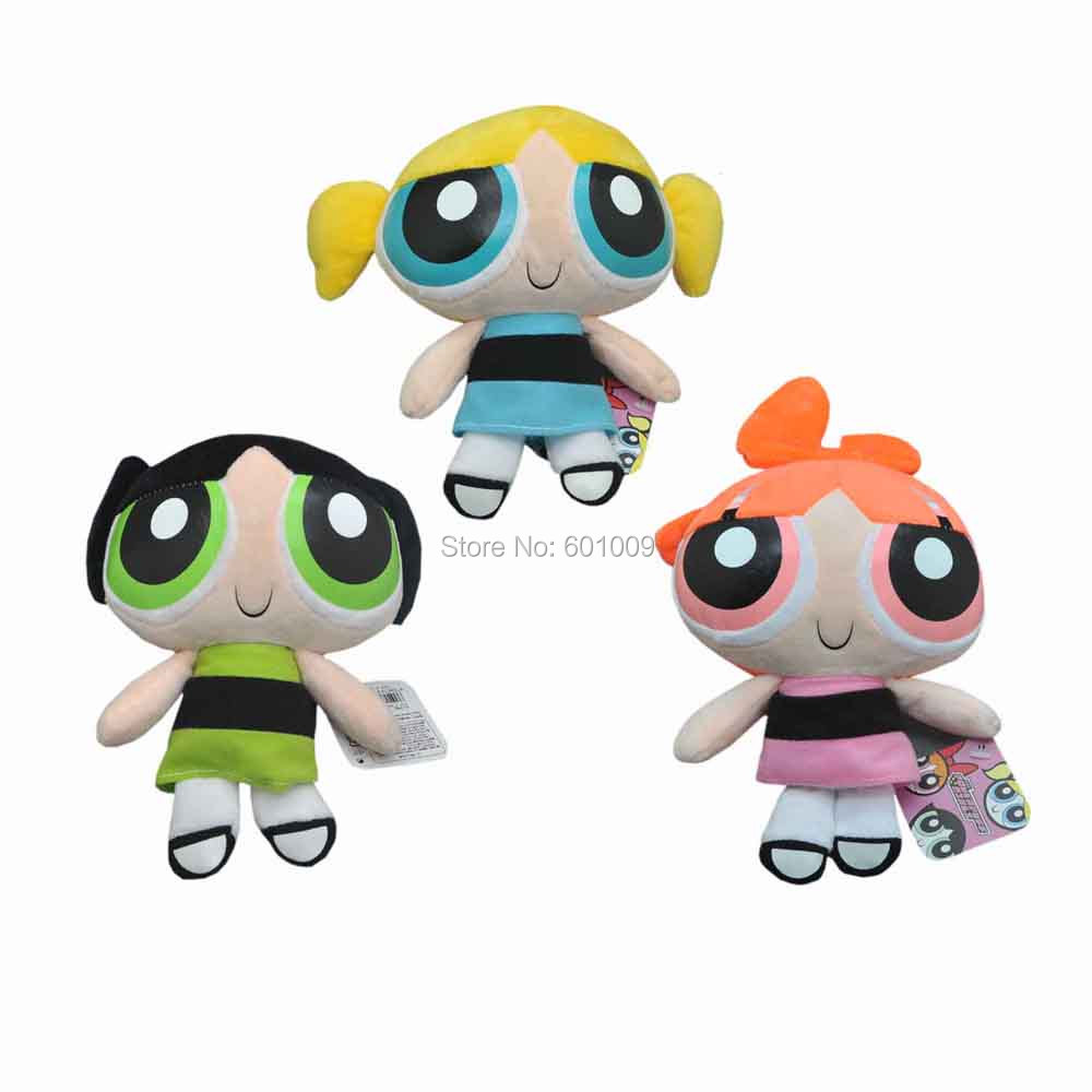 My Puffed Self As Toy Chica: Popular Powerpuff Girls-Buy Cheap Powerpuff Girls Lots