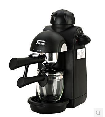 Fxunshi md-2001 household fully-automatic steam coffee machine espresso 5bar foam(China (Mainland))