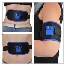 2015Belt AB Massage Slim Fit Gymnic Front Muscle Arm leg Waist AbdominalToning health care body massage Newest