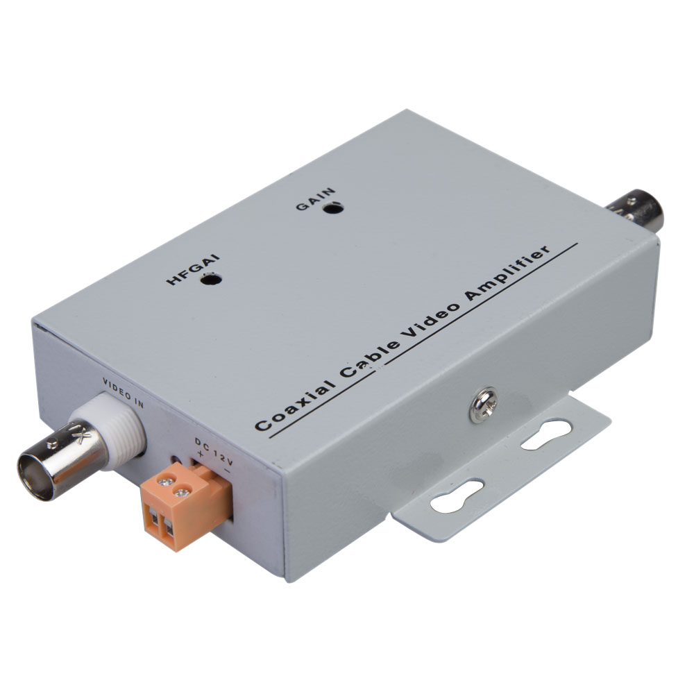 CCTV Coaxial Cable BNC Video Signal Amplifier Booster CCTV Accessories FC(China (Mainland))