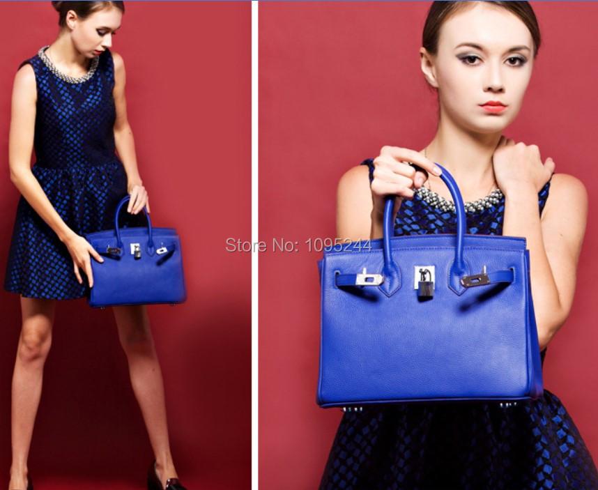 US CA UK Paris AU EUR lady luxury Japan new arrive original casual Togo genuine leather handbag big size women bag france US UK(China (Mainland))
