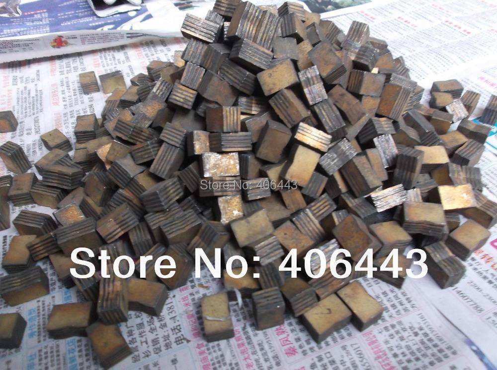 108 Diamond Segments / sandwich segments for cutting granite, marble, limestone (1600mm final saw blade)<br><br>Aliexpress