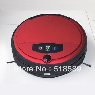 Automatically Home Appliance Robot vacuum cleaner for Floor Cleaning(China (Mainland))