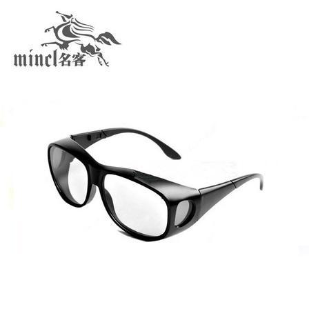 Circularly polarized 3d glasses line thickening lenses glasses 4d 5d compatible Passive polarized 3D TV(China (Mainland))
