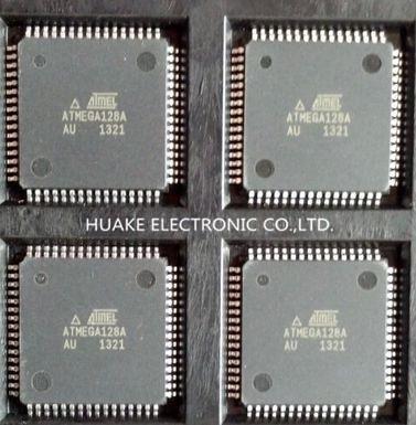 The Best ATMEGA128A-AU ATMEGA128 ATMEGA128A QFP-64 8-bit Microcontroller with 128K Bytes(China (Mainland))