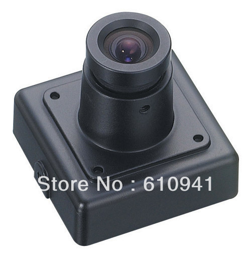 DHL! 650TVL super high resolution cctv mini camera,with audio, price+1 year warranty - Shenzhen Amviewing Electronics Co., LTD. store