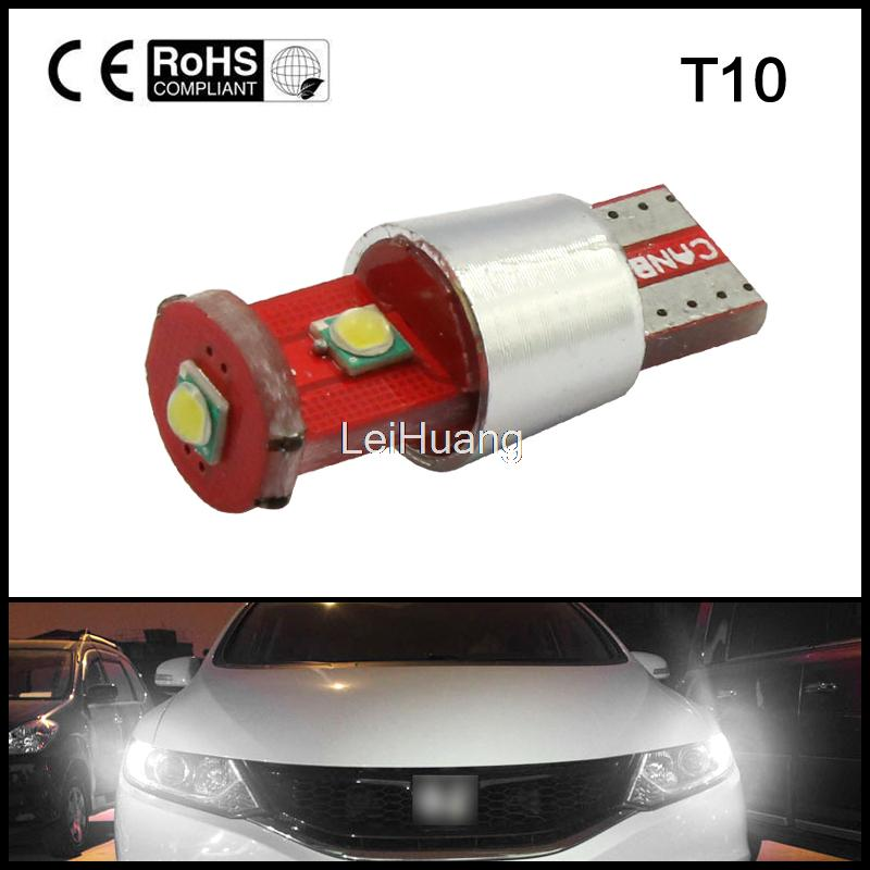 Cree 15W T10 W5W White CANBUS OBC Error Free interior Lights Car LED Bulbs Lamp Car Light Source parking 12V<br><br>Aliexpress
