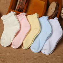 10 Pieces/lot=5Pairs Cotton New Born Baby Socks Short Socks Girls and Boys 2016 New Hot Sell Free shipping