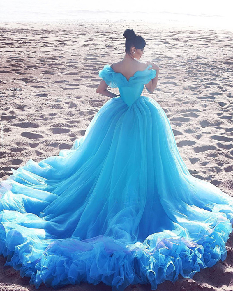 Ocean blue wedding dresses dress images for Ocean blue wedding dress