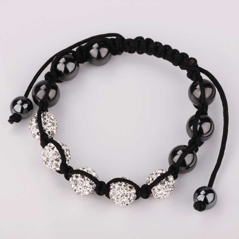 Free Shipping Vintage Love african beads white and black beads Costume Jewellery(China (Mainland))
