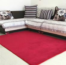 New 80X120CM Hallway Bedroom Rug Livingroom Wrinkle-Resistant Carpet Solid Anti-Slip Mat For Bathroom Floor Outdoor Mats Doormat(China (Mainland))
