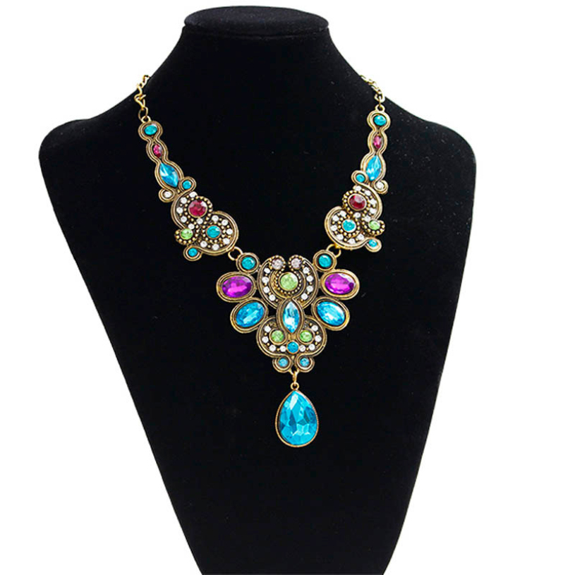 New brand 2015 fashion body chain choker necklace for ...