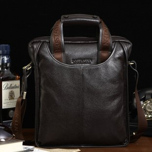 Classic bag+100% Genuine leather men handbags+designer business leather bag+Wholesale&Retail+Free Shipping