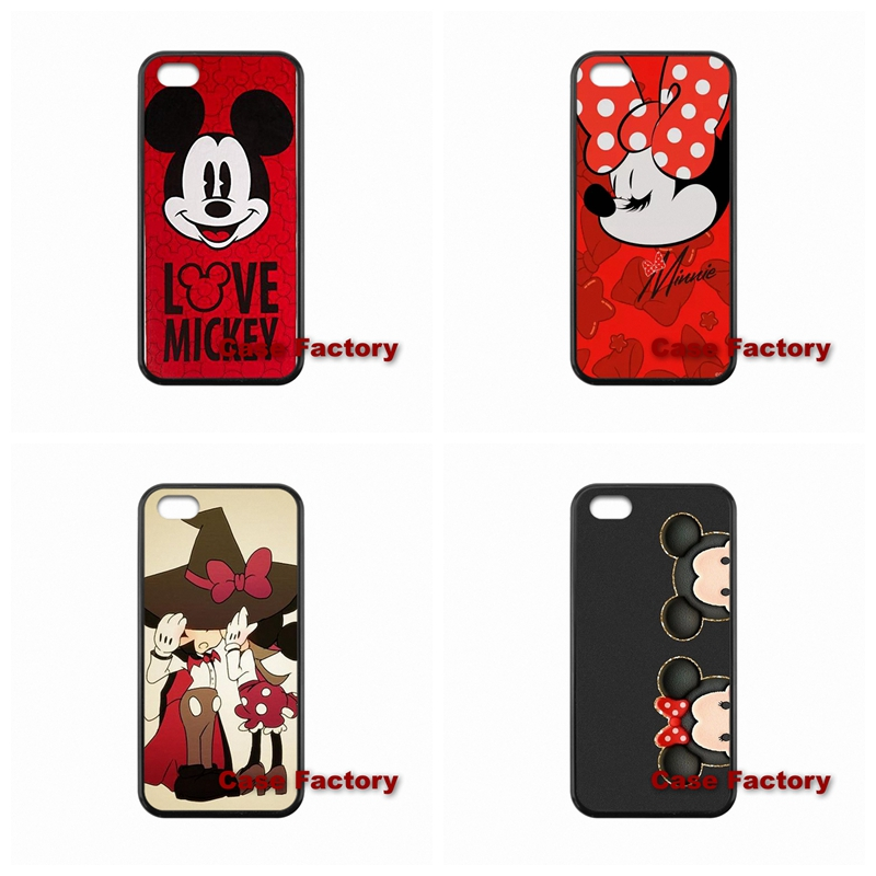For Samsung S2 S3 S4 S5 S6 S7 edge Moto X1 X2 G1 G2 Razr D1 D3 HTC Mickey & Minnie lover Screen Protector(China (Mainland))