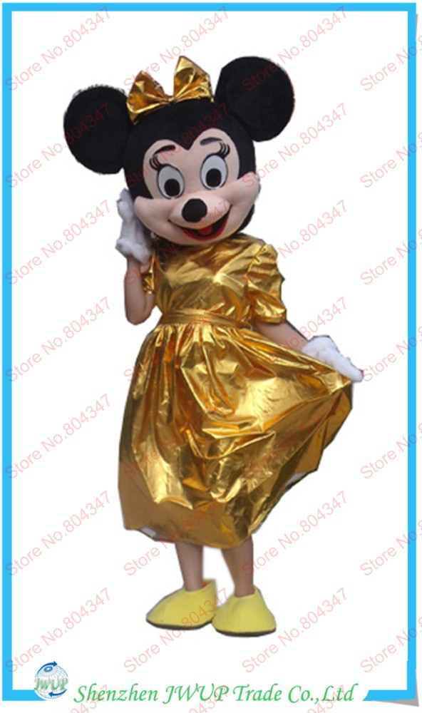 top sale minnie mouse mascot costumes cartoon character - Shenzhen JWUP Trade Co., Ltd store
