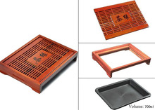 Free shipping 33 25 6cm bamboo tea tray kettle for tea tea table chinese kung fu