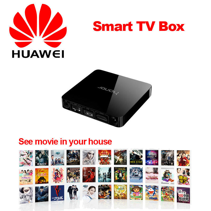 New Original Hawei Wifi android tv box quad core Mini HD Video Player Android 4.4 1080P support HDMI/micro SD card/USB/AV/SPDIF(China (Mainland))