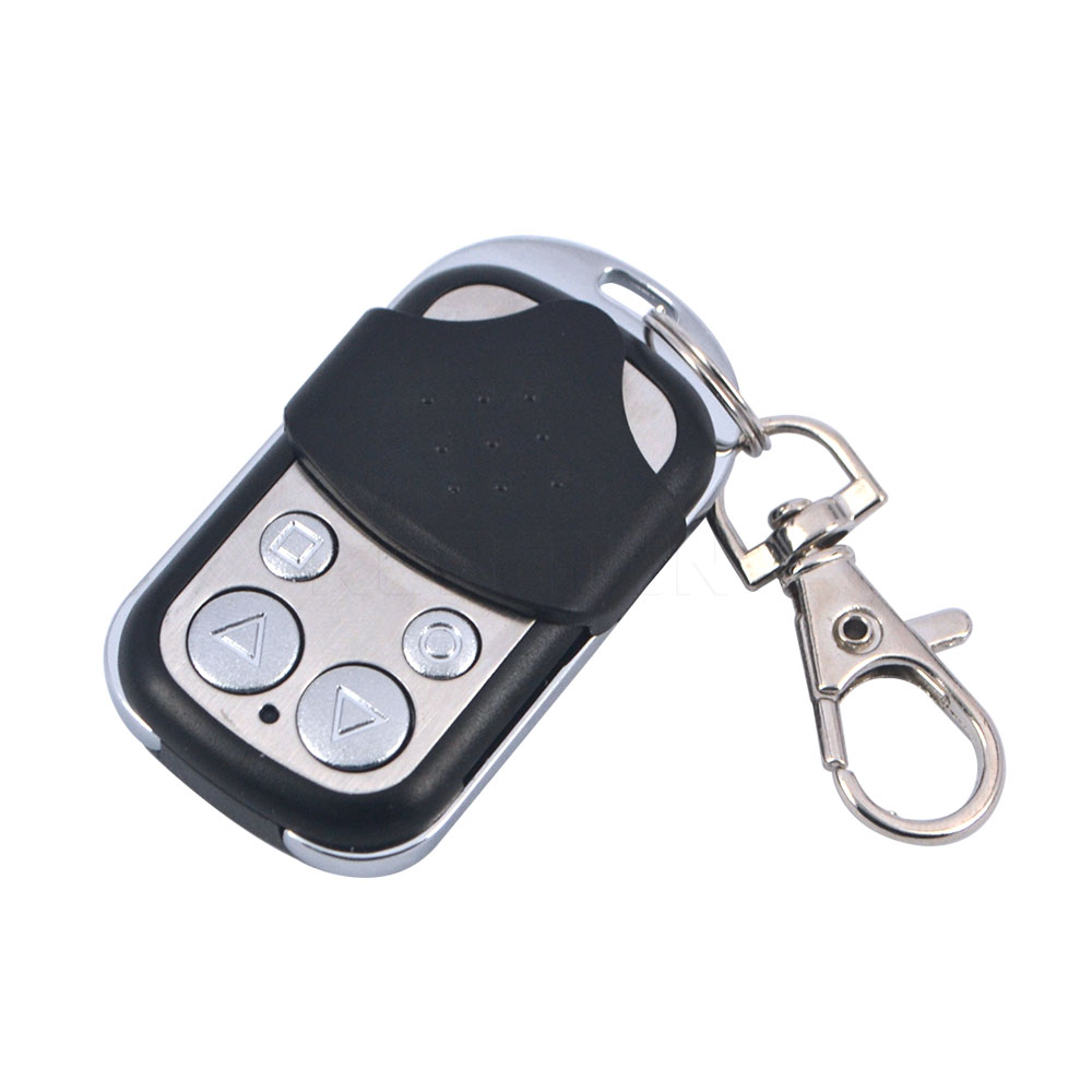 2016 4 Channel Garage Remote Control 433 MHz Cloning Duplicator Opener Copy Controller Learning Code Garage Door Car Gate Key(China (Mainland))
