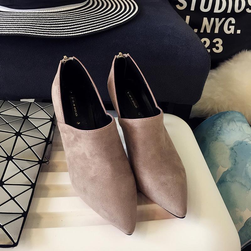 Aliexpress.com : Buy Spring and Autumn Women High Heels Boots ...