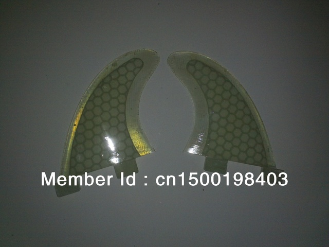 FCS/GL/Surfboard fins/fin/Fiberglass materials/honeycomb/2 pcs per set/Professional/High quality/Competitive price