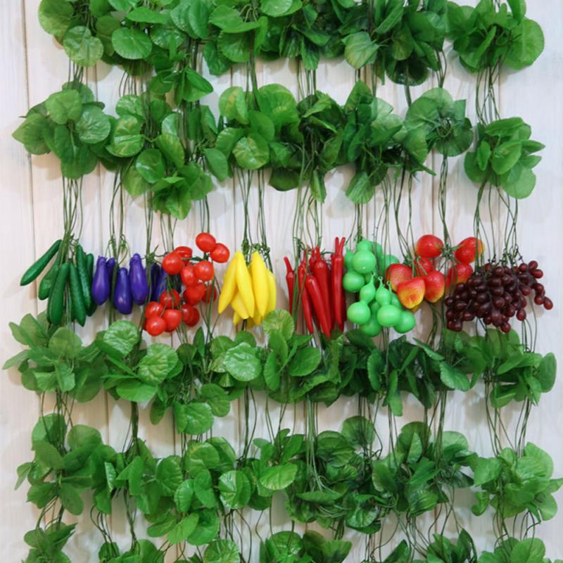 Buy artificial plastic fake fruit for Artificial fruit for decoration