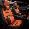 3D Styling Car Seat Cover For BMW F10 F11 F15 F16 F20 F25 F30 F34 E60
